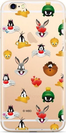 GSM City CASE ETUI NADRUK LOONEY TUNES 007 SAMSUNG GALAXY S9 1