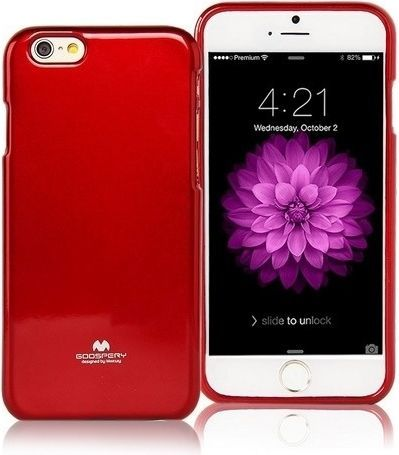 GSM City Nakładka Jelly Case do Apple iPhone 7 plus/8 plus czerwona 1