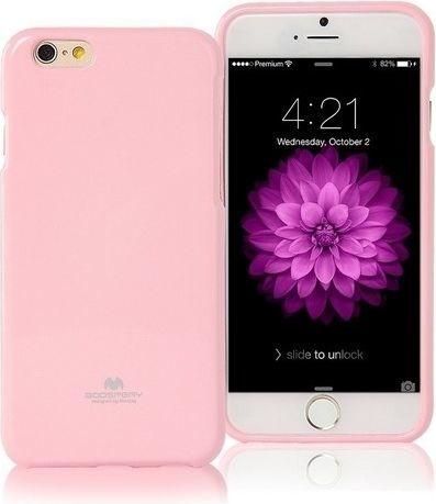 GSM City Nakładka Jelly Case do Samsung Galaxy S8 różowa 1