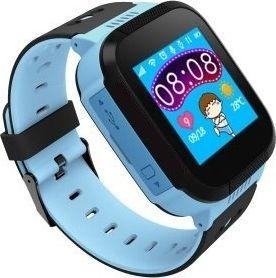 Smartwatch GSM City K01 Niebieski  (7105-uniw) 1