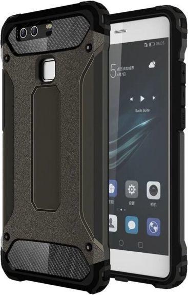 GSM City CASE ETUI ARMOR CZARNY IPHONE 7 8 PLUS 1