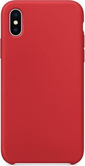 GSM City Nakładka silikonowa do Apple iPhone 7 plus/8 plus czerwona 1