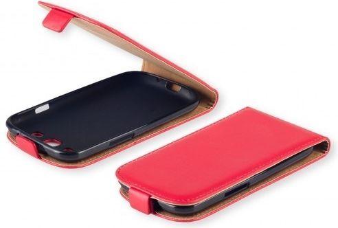 GSM City Etui Flip Case do Lenovo Moto Z Play czerwona 1