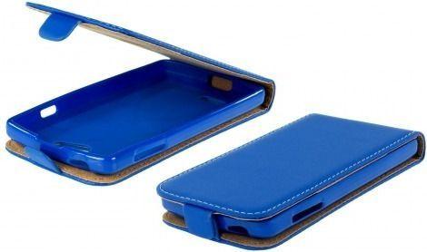 GSM City Etui Flip Case do LG X Screen niebieskie 1
