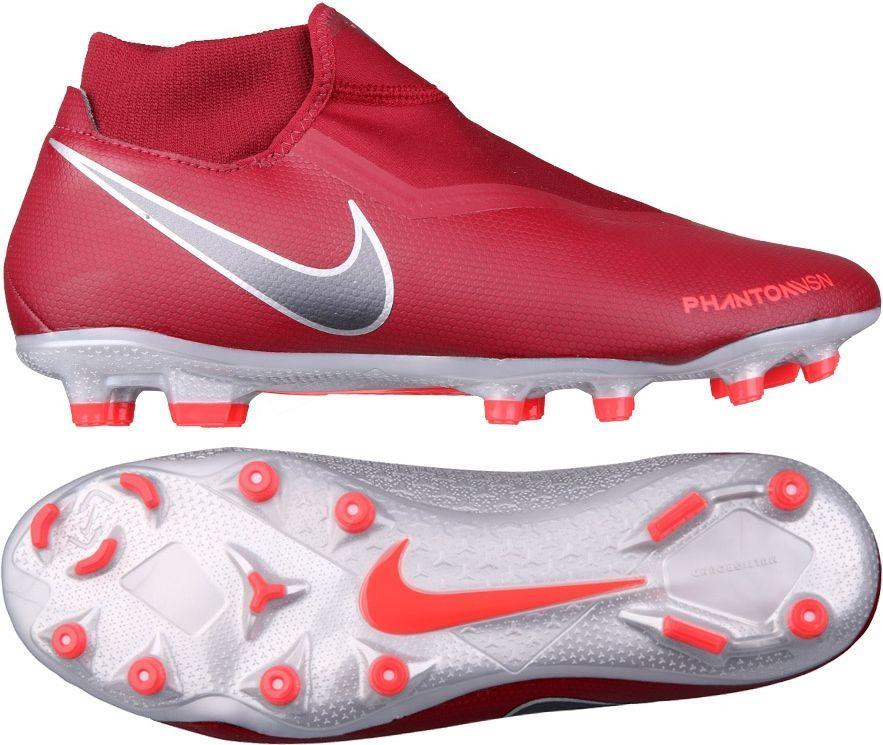 347e1a82c6048e Nike Buty piłkarskie Phantom VSN Academy DF FG czerwone r. 43 (AO3258-606)  w Sklep-presto.pl
