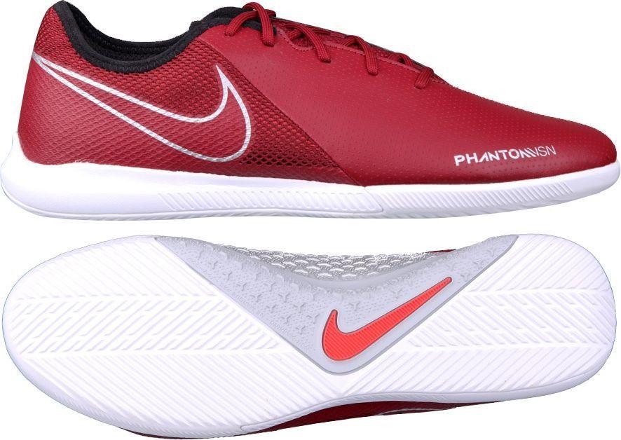 Nike Buty piłkarskie Phantom VSN Academy IC czerwone r. 39 (AO3225 606) ID produktu: 4890019