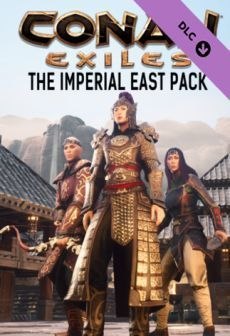 Conan Exiles - The Imperial East Pack PC, wersja cyfrowa 1