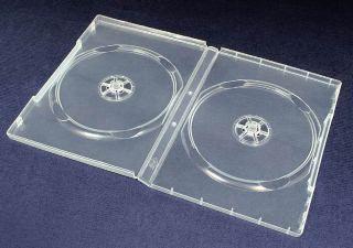 Esperanza DVD Box 2 Bezbarwny 14 mm 1