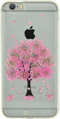 4OK Flower Etui iPhone 6 Plus/6S Plus 1
