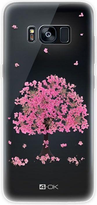 4OK Flower Etui dla Samsung Galaxy S8 Plus 1
