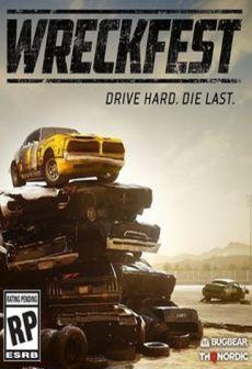 Wreckfest PC, wersja cyfrowa  1