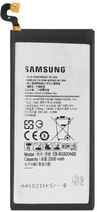 Bateria Samsung EB-BG920ABE GALAXY S6 G920F 1