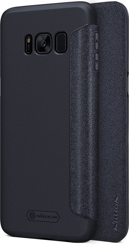 Nillkin Etui Sparkle Galaxy S8 Plus ciemnoszare 1