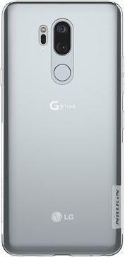 Nillkin Nature żelowe etui pokrowiec ultra slim LG G7 ThinQ przezroczysty 1