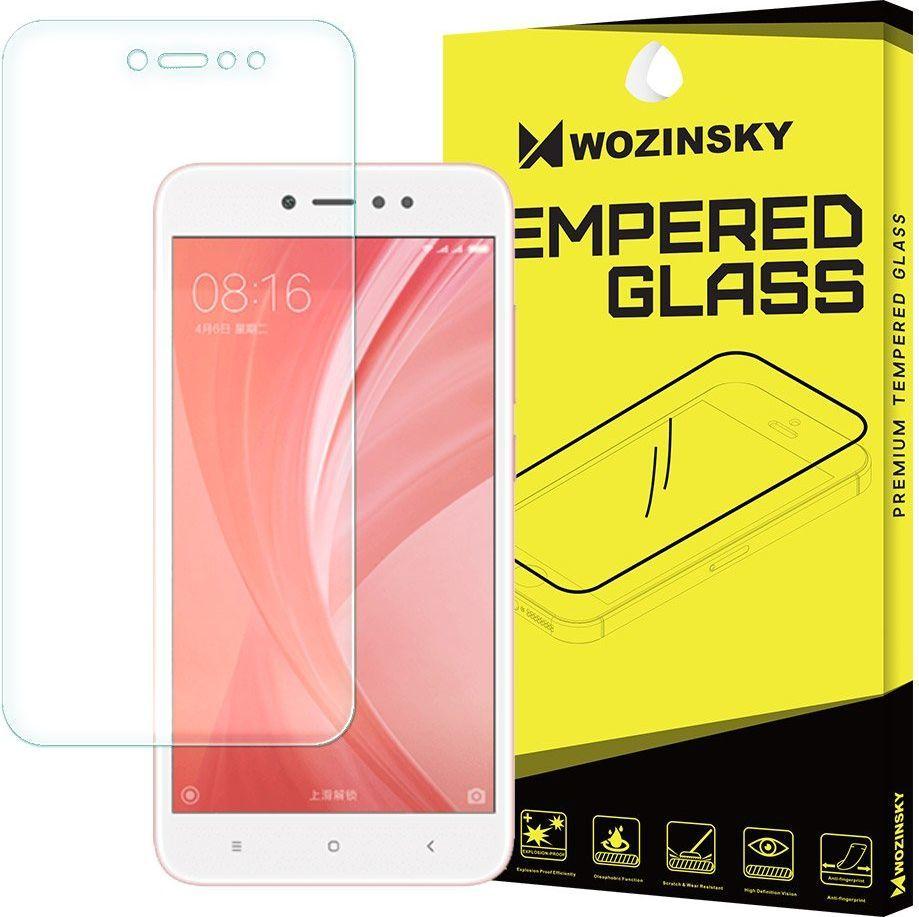 Wozinsky Szkło hartowane 9H PRO+ do Xiaomi Redmi Note 5A (25803-uniw) 1