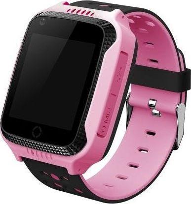 Smartwatch GSM City Q528 Różowy  (12292-uniw) 1