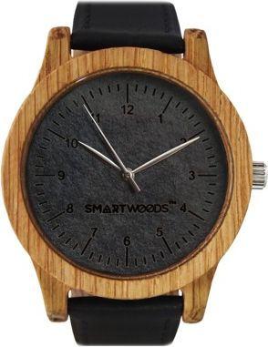 Zegarek SmartWoods Drewniany Classic Stone 1