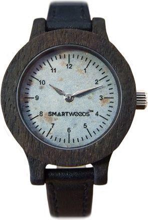 Zegarek SmartWoods Drewniany Simple Concrete 1