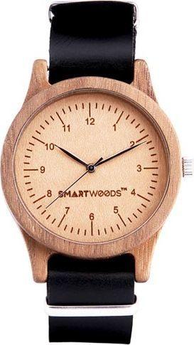 Zegarek SmartWoods Drewniany Classic Orzech 1