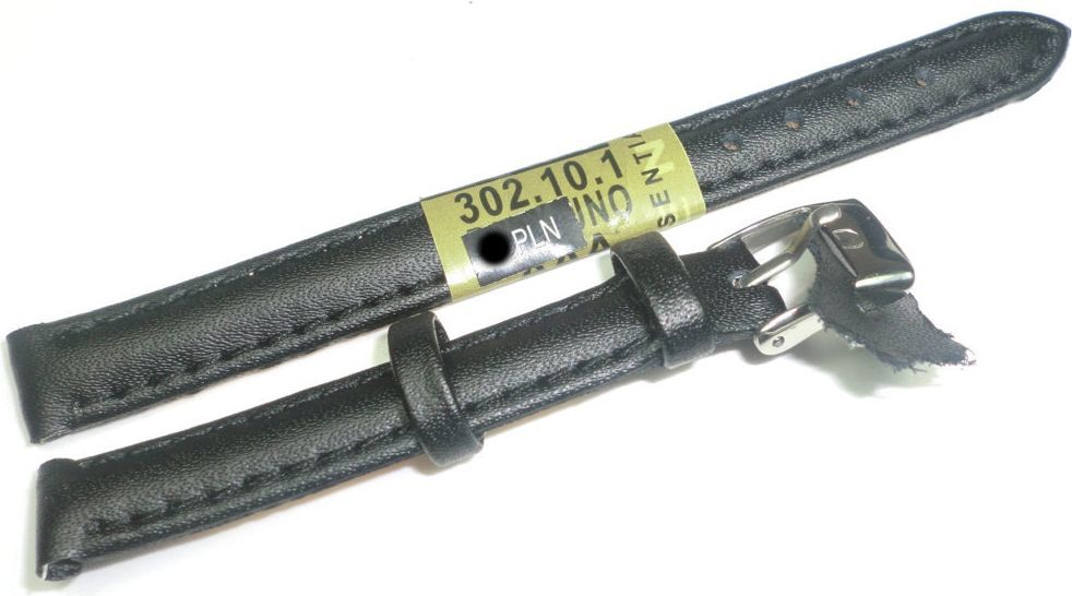 ff1c3c53f57998 Diloy Skórzany pasek do zegarka 10 mm Diloy 302.10.1 w Sklep-presto.pl