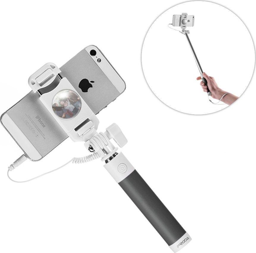 Selfie stick Remax Proda Mini P6 czarny 1