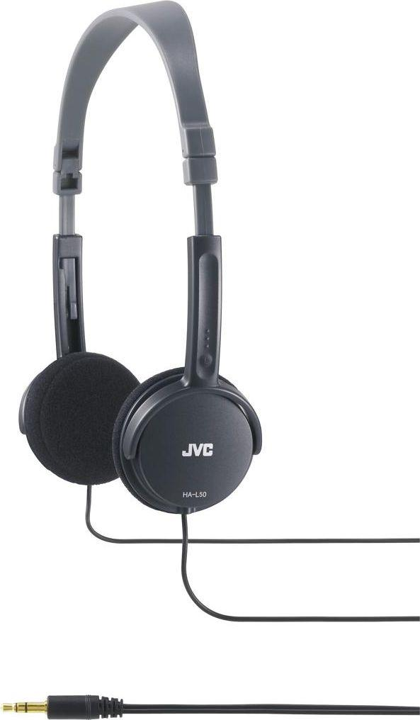 Słuchawki JVC HA-L50 (HA-L50-B-E) 1