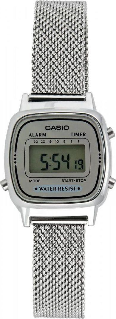Zegarek Casio Damski Retro LA670WEM-7EF (5487) 1