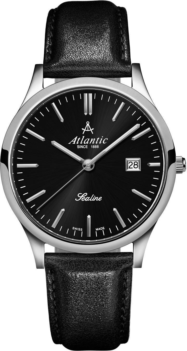 Zegarek Atlantic Męski Sealine 62341.41.61 Szafirowe szkło 1