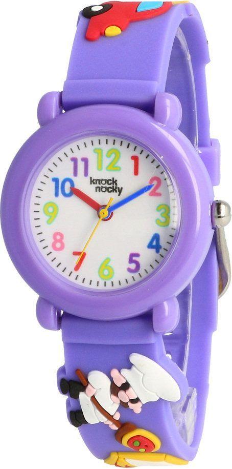 Knock Nocky Dziecięcy CB3506005 Color Boom fioletowy 1
