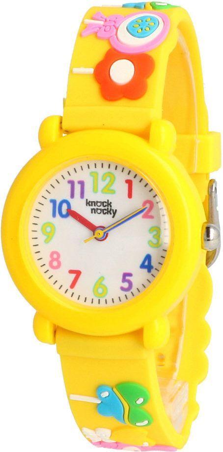 Knock Nocky Dziecięcy CB3707007 Color Boom żółty 1