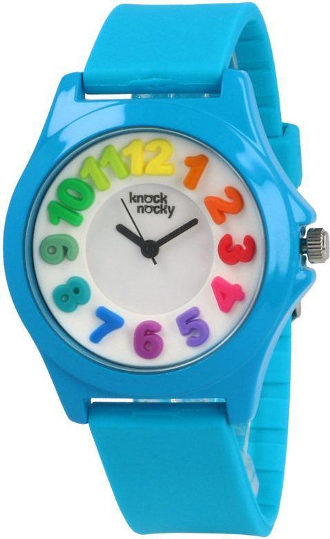 Knock Nocky Kolorowy Dziecięcy RB3327003 Rainbow niebieski 1