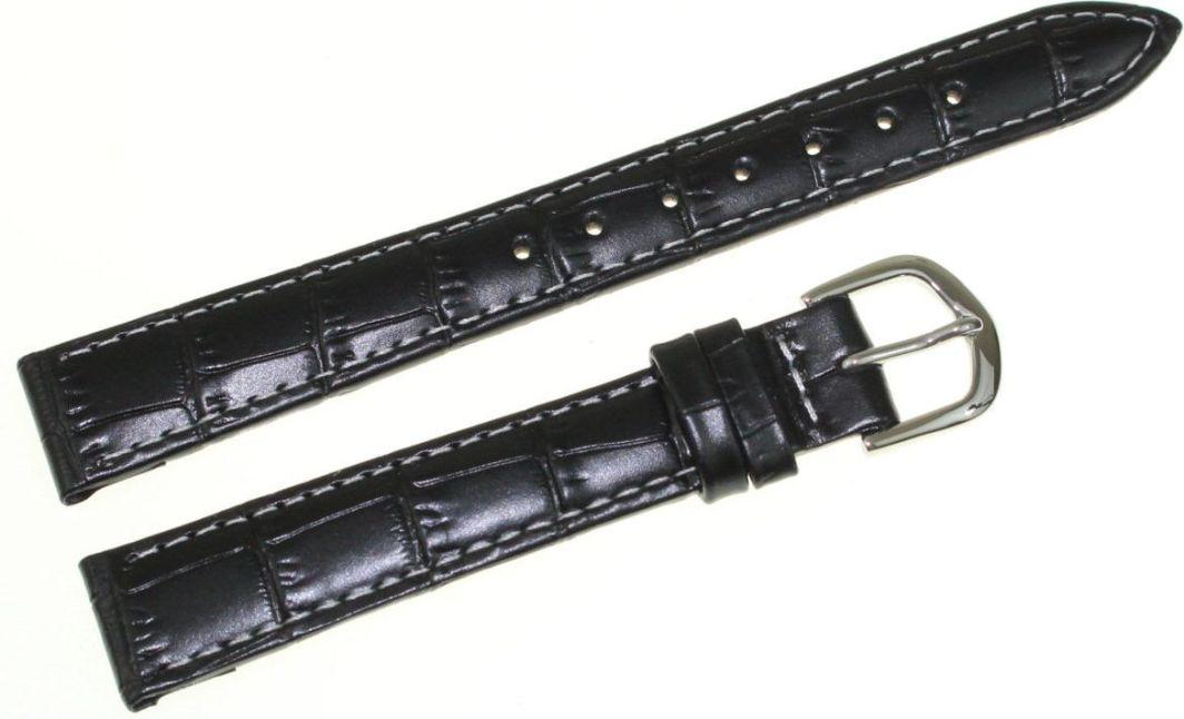 Bisset Skórzany pasek do zegarka Bisset 14 mm BS-110.14.12.01 1