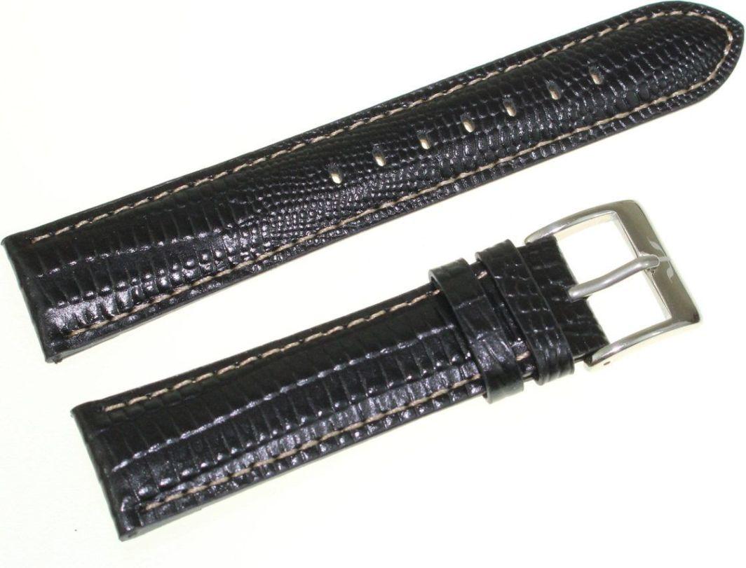 Bisset Skórzany pasek do zegarka 20 mm Bisset BS-101.20.18.03 1