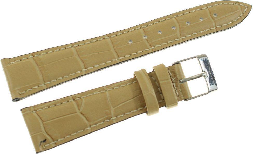 Chermond Skórzany pasek do zegarka 20 mm Chermond A198.20.02 1