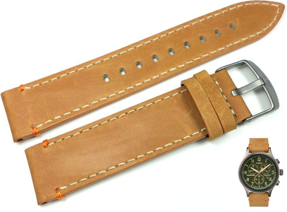 9339ddab38587 Timex Pasek do zegarka Timex TW4B04400 PW4B04400 20 mm Skóra w Sklep -presto.pl