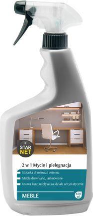 Starnet Meble 2 w 1, mycie i pielęgnacja 650ml (4207) 1