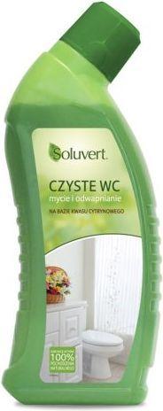 Soluvert Czyste WC Mycie i odwapnianie (43470) 1
