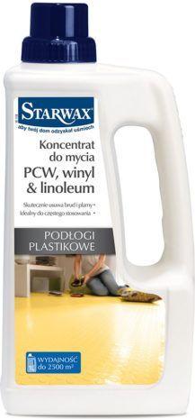 Starwax Koncentrat do mycia PCW, winyl & linoleum (43805) 1