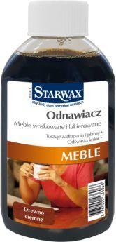 Starwax Odnawiacz do mebli Drewno ciemne (43606) 1