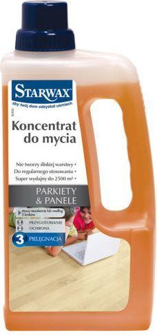 Starwax Koncentrat do mycia Parkiety & Panele (43358) 1