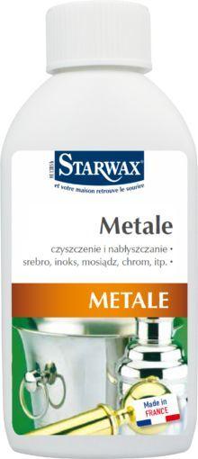 Starwax Metale czyszczenie i nabłyszczanie (43171) 1
