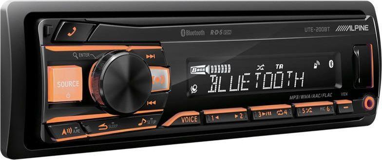 Radio samochodowe Alpine UTE-200BT 1