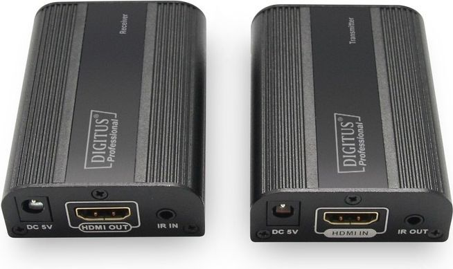 System przekazu sygnału AV Digitus Extender HDMI do 30m/60m (DS-55204) 1