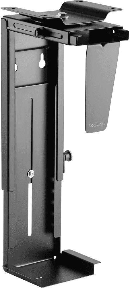 LogiLink Regulowany uchwyt biurkowy/ścienny na komputer-EO0005 1