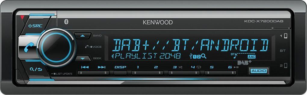 Radio samochodowe Kenwood Radio samochodowe (KDC-X7200DAB) 1