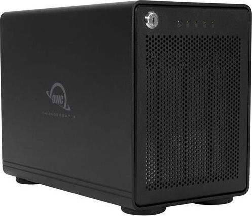 Macierz dyskowa OWC ThunderBay 4 macierz na 4xSSD/HDD RAID-5 2xThunderbolt 3 -OWCTB3SRKIT0GB 1