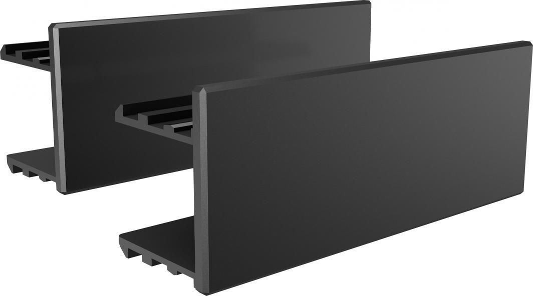 be quiet! Zaślepka slotów HDD do obudowy Dark Base 900 / Pure Base 600 1