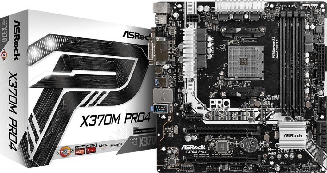Płyta główna ASRock X370M PRO 1