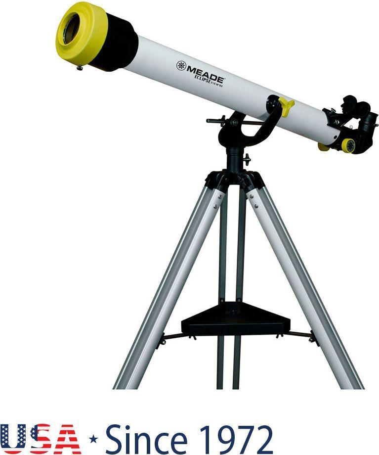 Teleskop Meade Teleskop refrakcyjny Meade EclipseView 60 mm 1