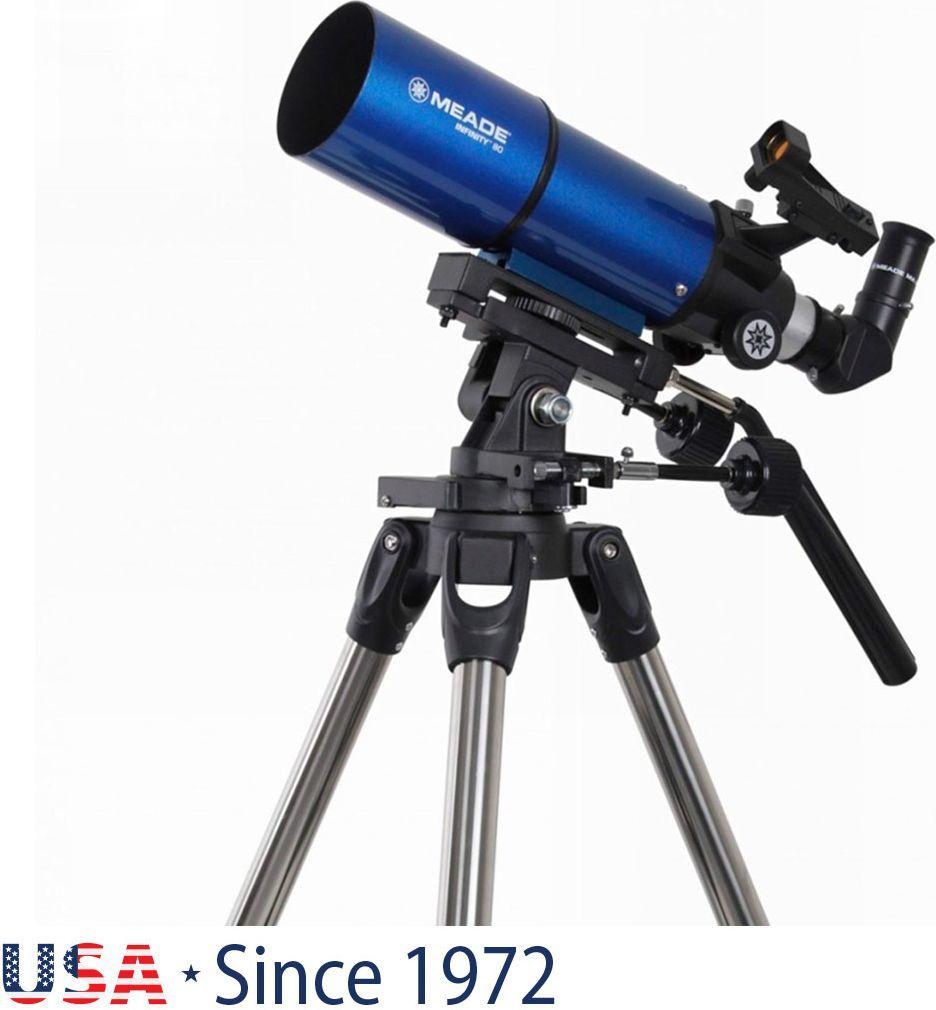 Teleskop Meade Teleskop refrakcyjny Meade Infinity 80mm AZ 1